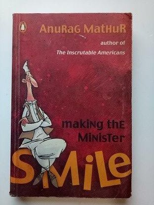 Making The Minister Smile Used Books