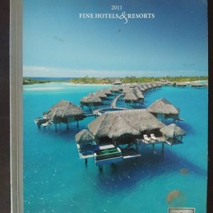 2011 Fine Hotels & Resorts Used Books