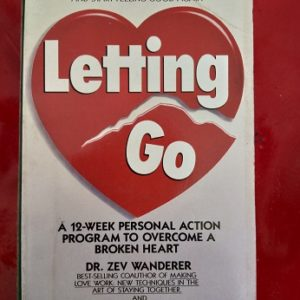 Letting Go Second hand books