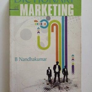 Dictionary of Marketing Second Hand Books