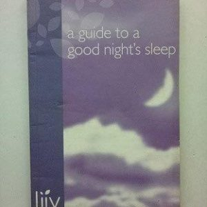A Guide To A Good Night's Sleep Second hand Books