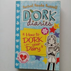 How To Dork Your Diary Second Hand Books