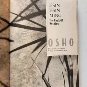 Hsin Hsin Ming - Osho Second Hand Books