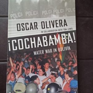 Icochabamba - Water War in Bolivia Second Hand Books