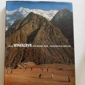 Inside Himalaya with Michael Palin-Basil Pao Second hand books