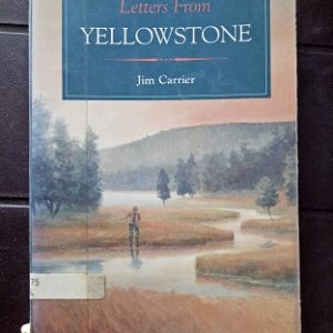 Letter From Yellostone Second Hand Books