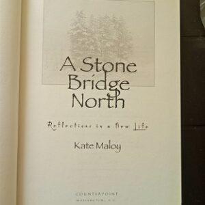 A Stone Bridge North Second Hand Books