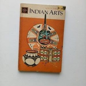 North American Indian Art Second hand books