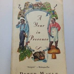 A Year In Provence Second Hand Books