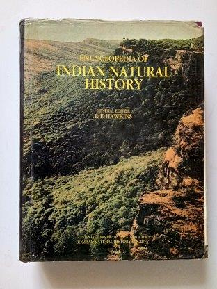 Encyclopedia of Indian Natural History Used Books