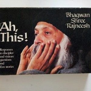 Ah This ! - Bhagwan Shree Rajneesh - Osho Used Books