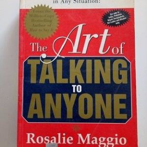 The Art of Talking to Anyone Used Books
