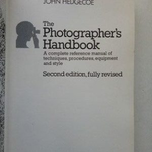 The Photographer's Handbook Used Book