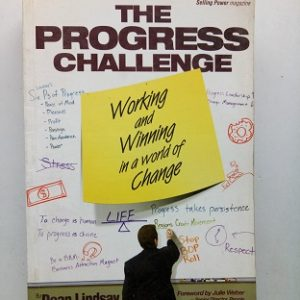 The Progress Challenge Second Hand Books