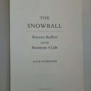 The Snowball Used Book