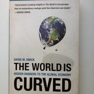 The World is Curved Used Book