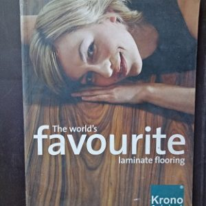 The World's Favourite Laminate Flooring Used Book