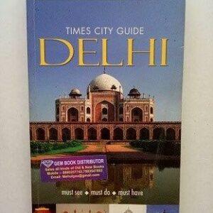 Times City Guide-Delhi Used Book