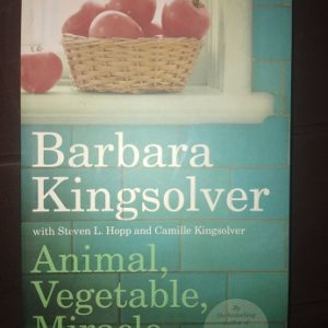 Animal Vegetable Miracle Second Hand Books