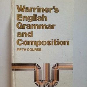 Warriner's English Grammer & Composition Used Book