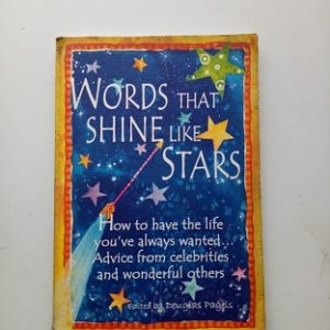 Words That Shine Like Star Second Hand Books
