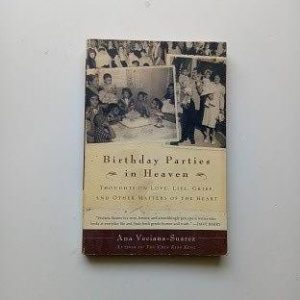 Birthday Parties in Heaven Second Hand Book