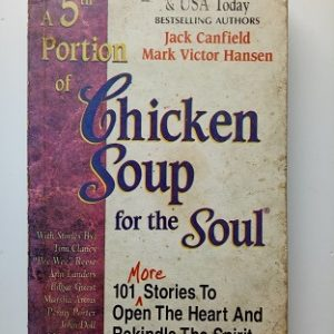 Chicken Soup For The Soul-5th Portion Used Books