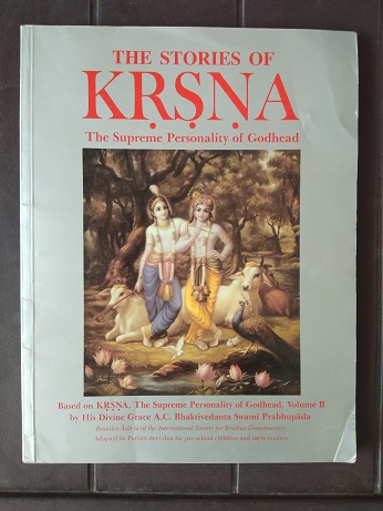 The Stories of Krsna - The Supreme Personality of Godhead Second Hand Books