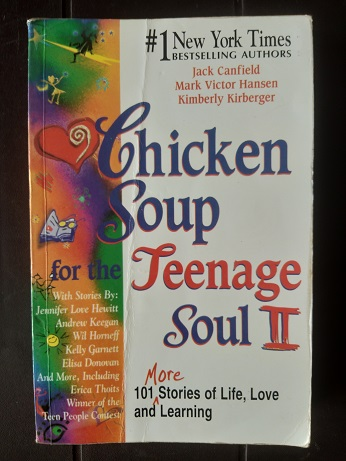 Chicken Soup For The Teenage Soul II Used Books
