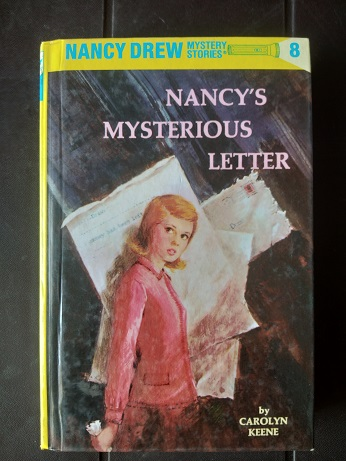 Nancy's Mysterious Letter Second hand books