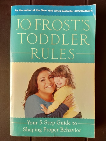 Jo Frost's Toddler Rules Used Books