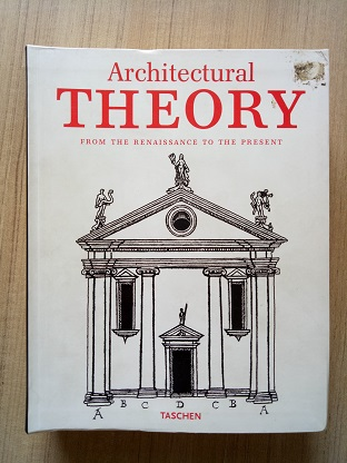 Architectural Theory Used Books