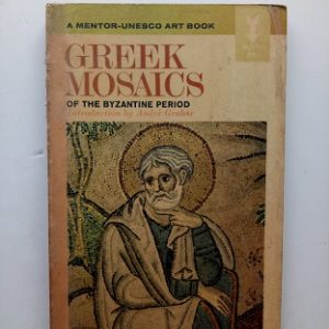 Greek Mosaics Used Books
