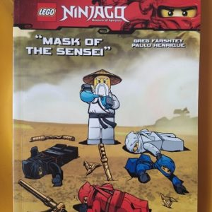 Ninjago - Mask of the Sensei Second Hand Books