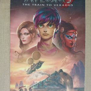 The Legend of Aveon 9 - The Train To Vexadus Second hand books