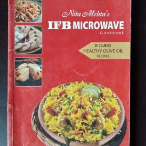 Nita Mehta's IFB Microwave Cookbook Used Books