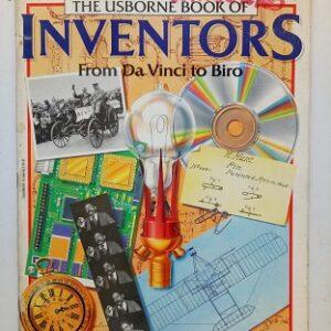 Inventors From Da Vinci To Biro Used Books