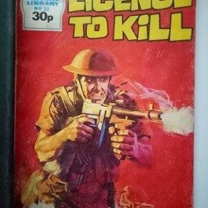Licence To Kill Second Hand Books