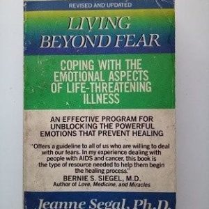 Living Beyond Fear Used Books