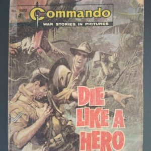 Die Lie A Hero Used Books