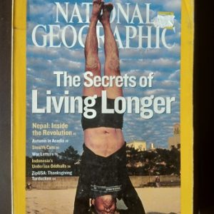 National Geographic Used Books,