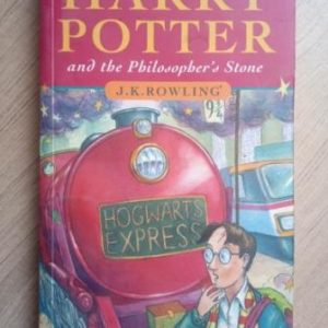 Harry Potter And The Philosopher's Stone Second Hand Books