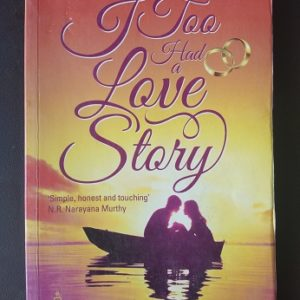 I Too Had A Love Story Used Books
