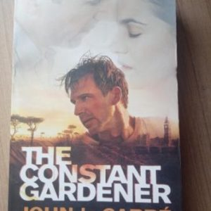 The Constant Gardener Second Hand Books