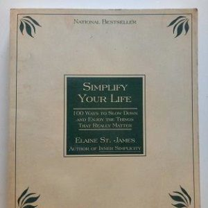 Simplyfy Your Life Second Hand Books