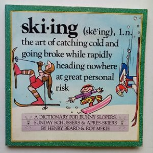 Ski-Ing Second Hand Books