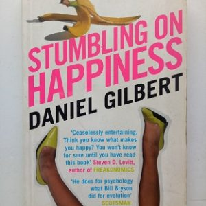 Stumbling On Happiness Second Hand Books