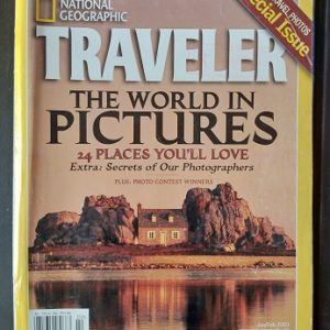 National Geographic - Traveler Used Books