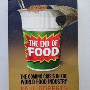 THE END OF FOOD Used Books