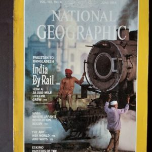 National Geographic Second hand books